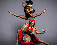 Cleo Parker Robinson Dance Company