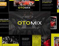 Otomix Multipurpose Template