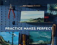 PRACTICE MAKES PERFECT/ agosto