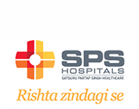 Relaunching a leading North Indian Hospital