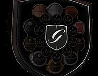 General Snus - Shop Display (concept X-2016)