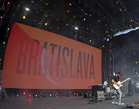 Bratislava at Lollapalooza '17