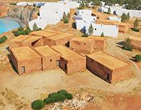 Phoenician settlement of Sa Caleta, Ibiza.