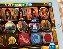 Samurai slot game