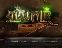 Alunir - Board RPG Game Design
