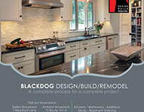 Blackdog - Full Page Magazine Ad Fall 2015