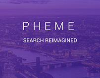 Pheme Recruitment Search Project