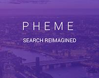 Pheme Recruitment Search Project