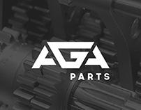 AGA Parts Logo