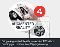 Augmented Reality AIR Native Extension