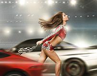 Print Ad| Formula 1 Week