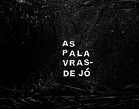 As Palavras de Jó_2015