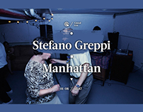 Goldmin Music / GMND016 / Stefano Greppi - Manhattan