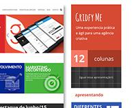 Layout de site | Gridfy Me