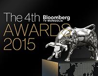 Bloomberg TV Mongolia Awards 2012-2015