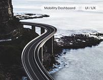 Radiuz - Mobillity Dashboard