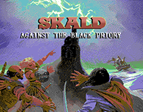SKALD - Videogame graphics and illustrations