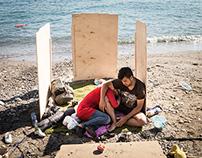 Refugees in Kos island