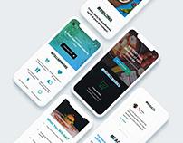 ParaFit Delivers - Website Design (Meal Subscriptions)