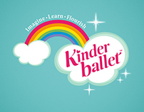 'Kinderballet' Logo Animation