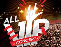 ALL VIP CONCERT / COCA-COLA
