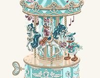 Donald Duck Music Box