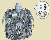 El alma del robot