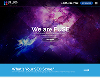 Fuse Digital Marketing Website Redesign & Development