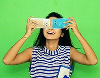 Samsung Mobile Shoot