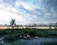 Hotel project visualization