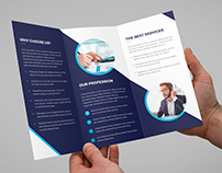 Brochure – Business Solution Tri-Fold Template