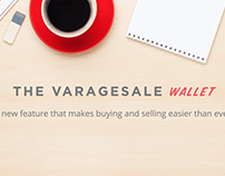 Tutorial video: How to use the VarageSale wallet