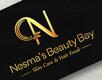 Nesma's Beauty bay (Facebook group) logo