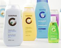 Cosmia—Rebranding