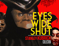 Eyes Wide Shut, póster alternativo.