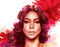 Being Mary Jane - Key Art Concept Design