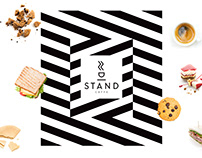 Stand Caffe // Branding