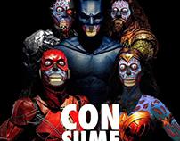 Justice League CONSUME