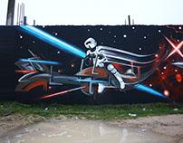 Star Wars . Thunders VS ZksTeam
