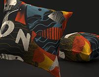 Design for textile n.1