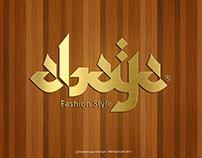 Abaya fashion logo