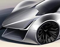 Corvette Sponsored Project