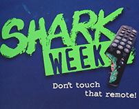 Shark Week '97 Presskit & Bus Wrap