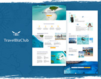 Landing Page for TBC