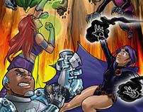 Teen Titans - Titan Rising