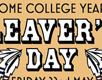 LEAVERS' DAY POSTER 2015