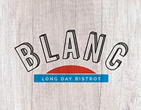BLANC bistrot (proposta n. 2)