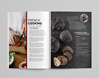 Eat, Drink, Travel Brochure