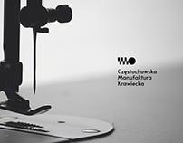 Częstochowska Manufaktura Krawiecka Logotype