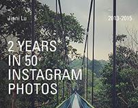 2 Years in 50 Instagram Photos